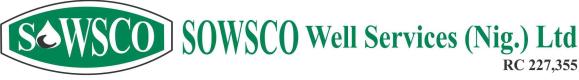 SOWSCO Well Services (Nig.) Ltd